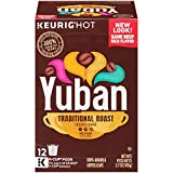 yuban coffee keurig - Yuban Traditional Roast K-CUP PODS, 12 Count (Pack of 6)