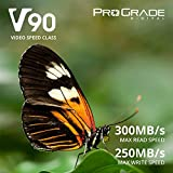 ProGrade Digital SDXC UHS-II V90 Memory Card