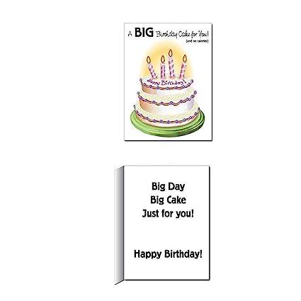 Amazon Victorystore Jumbo Greeting Cards Big Birthday Cards 18