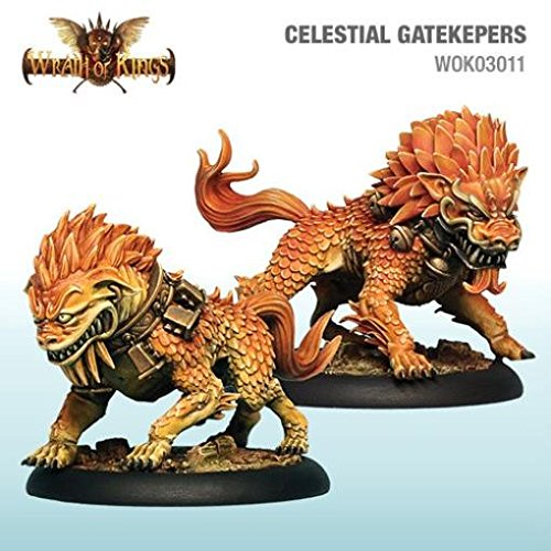 - Wrath of Kings - House Shael Han 28mm Celestial Gatekeepers SW