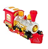 Blowing Train Car Battery Operated : Kids Toy Blowing Bubble Train Car Music, Lights and Bump'n'Go Battery Operated : Kids Toy Locomotive Engine Bubble Steam by Phumon567