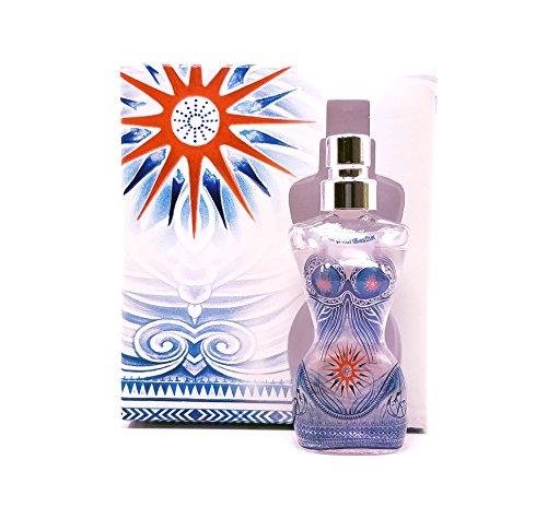 Classique Summer 2011 by Jean Paul Gaultier for women - Mini Travel Size Fragrance, Eau de Toilette Splash On, 3.5 ml / .11 -