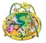 Toys Bhoomi Twist And Fold Fun Jungle Baby Activity Gym - Newborn Playmat