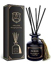 JIUBAR Reed Diffuser Oil&Sticks,Bedroom&Bathroom&Home diffusers scents Gift Set