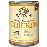Wellness 95% Chicken Natural Wet Grain Free Canned...