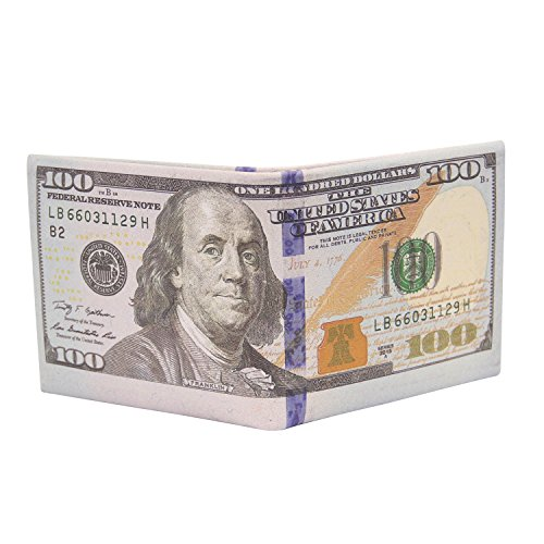 LUI SUI Men Dollar Billfold Leather product image