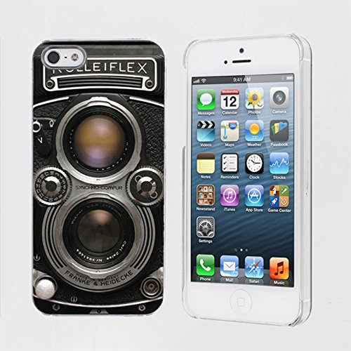 Price comparison product image Mobiflare,  Slim Clip-on Phone Case,  for [iPhone 5 / 5S] - Rolleiflex Camera
