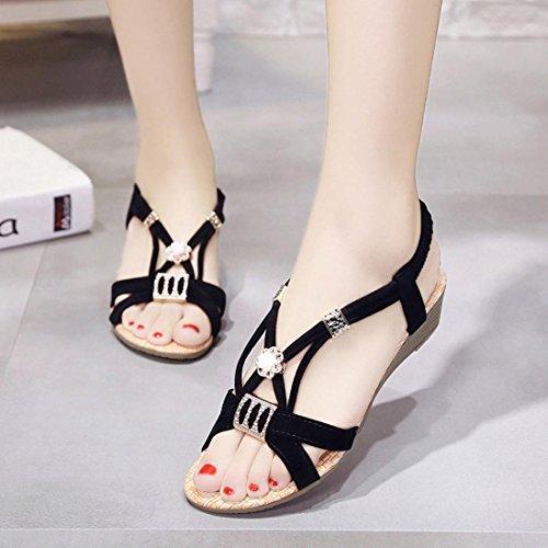 91bc1bd790b 해외구매대행  10.99  Aurorax Women  s Girls Wedges Sandals