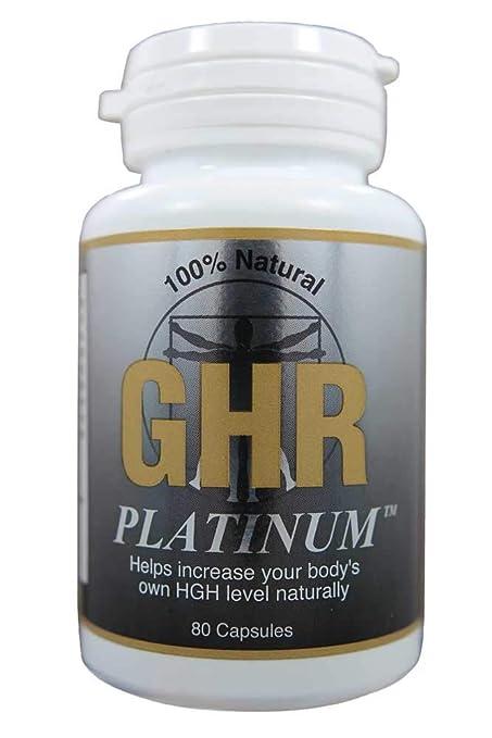 Ghr Platinum Anti Aging Formula