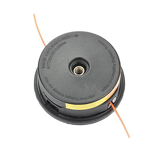 Hippotech Trimmer Head for Stihl Autocut Go 25-2 Brushcutter FS45 FS48 FS50 FS51 FS55 FS60 FS74 FS76 FS80 FS83 FS85 FS90 FS100 FS106 FS120 (Thread Size: 10mm X 1.25)