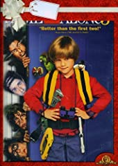 A band of international crooks has hidden a military computer chip inside a toy car, but an airport mix-up lands it in the hands of whiz-kid Alex Pruitt (Alex D. Linz) who's home alone with the chicken pox in a quiet Chicago suburb. When the ...