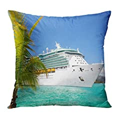 SIZE:Our pillow cover has three sizes to choose from.16x16 inch; 18x18 inch; 20x20 inch.You can choose the size you need according to your needs. DESIGN:The pillow cover takes high-definition printing technology.Soft polyester material blends...
