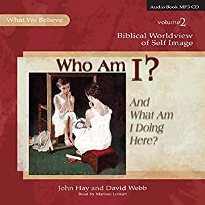 Who Am I? (And What Am I Doing Here?) Audiobook