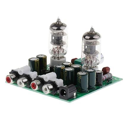 Rare AC 12V 6J1 Valve Pre-amp Tube PreAmplifier Board