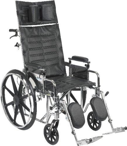 Sentra Reclining Wheelchair 1 pcs sku# 478059MA