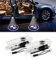 JIAFENG BMW Car Door LED Light Logo HD Projector Easy Installation Low Consumption Shadow Lights 2 Pcs from Taikwong