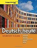 Deutsch heute Worktext, Volume 1 10th Edition