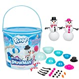 Play Visions 4600 Floof Mr. Ms. Snowman Bucket Set 150Grms