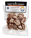 Fresh Is Best Freeze-Dried Raw Turkey Heart Nuggets Treats for Dogs and Cats, My Pet Supplies