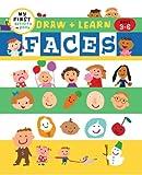 Draw + Color Fun - Faces, Harriet Ziefert, 1609050959