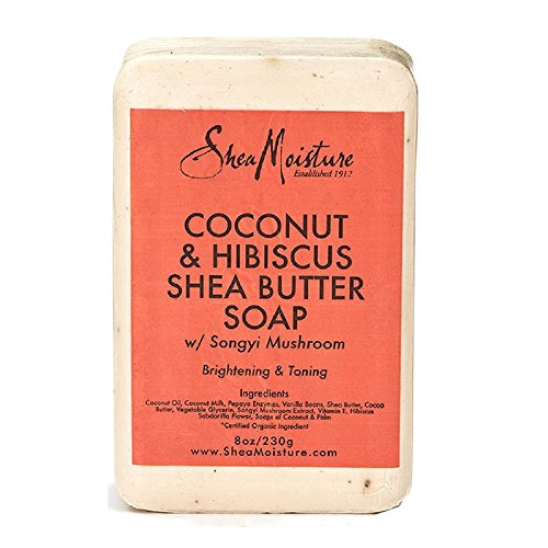 Shea Moisture Coconut Hibiscus Ounce product image