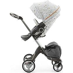 Stokke Stroller Style Kit - Grid