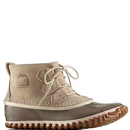 Women's Duck Out Oatmeal Suede N About Boot SOREL fPAqdf