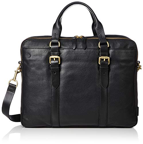 Luxury Leather Briefcase - 7