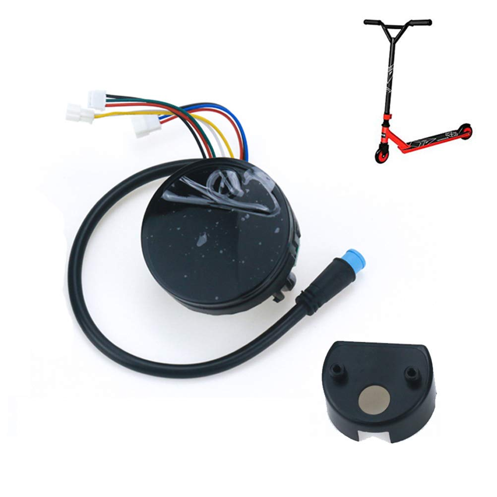 Flycoo2 Bluetooth Board Dashboard for Ninebot Segway ES1/ES2/ES3/ES4 Electric Scooter Circuit Board Bluetooth Panel Cover