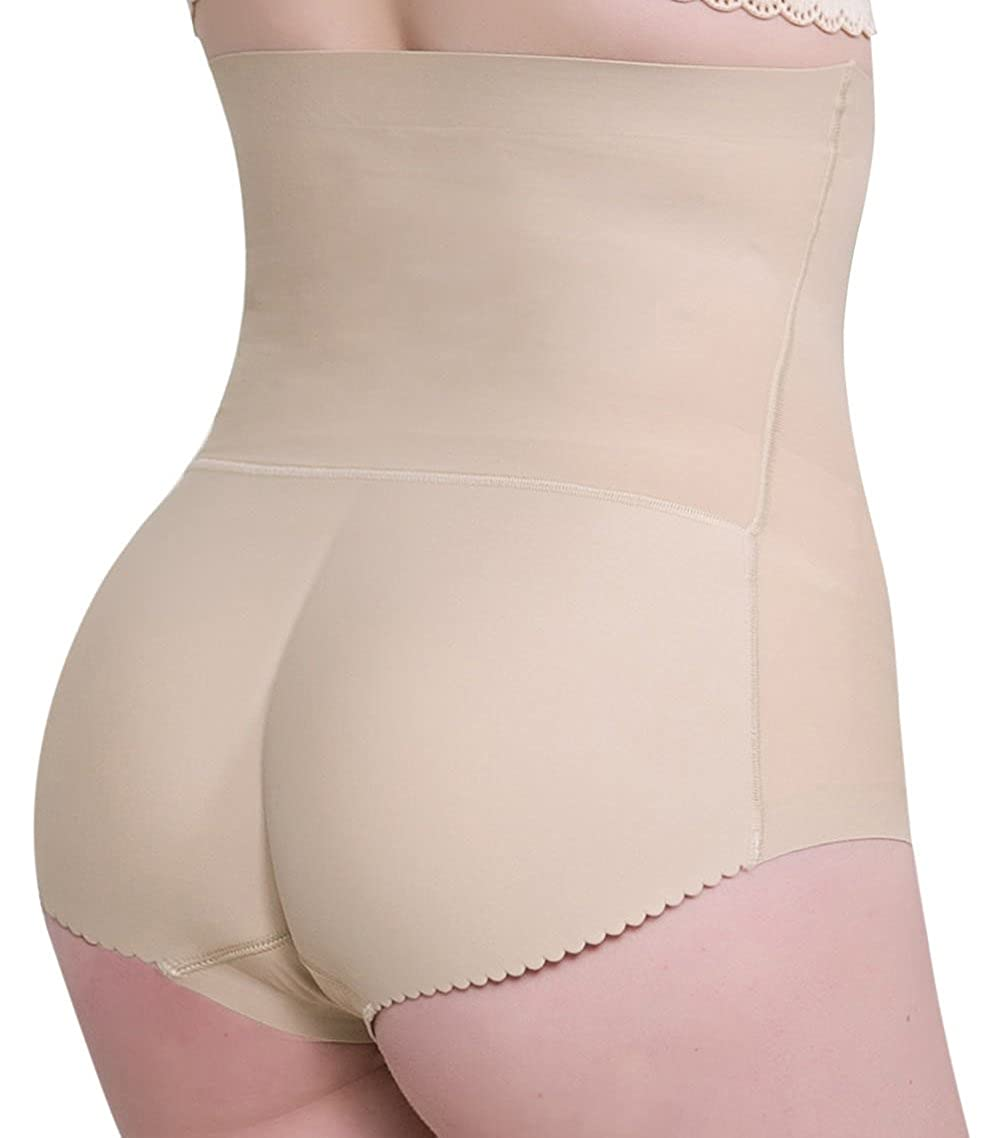 497aafeebae Body  85% Nylon   15% Spandex  Crotch Lining 65% cotton   35% Spandex Come  with double layer pads on the bottom instantly increase your hip size for a  ...