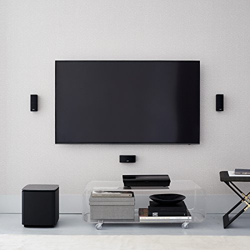 bose lifestyle 600 home entertainment system black compatible with alexa. Black Bedroom Furniture Sets. Home Design Ideas
