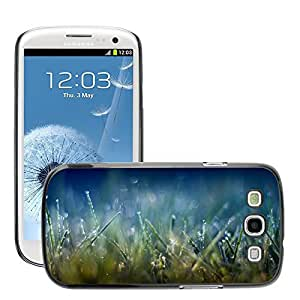 Super Stellar Slim PC Hard Case Cover Skin Armor Shell Protection // M00053079 art 50mm grass bokeh aero fine // Samsung Galaxy S3 i9300