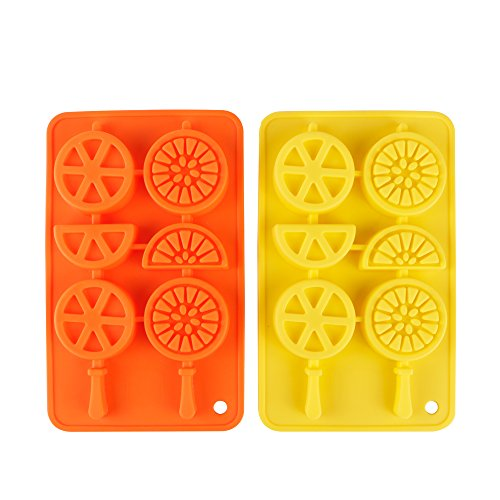 lemon ice cube tray - 8