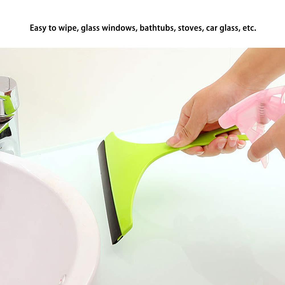 leijing raspador de Hielo para Coche Raclette Auto Limpiador de Ventanas Cristal Espejo Ventana, Color Aleatorio: Amazon.es: Hogar