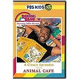 Reading Rainbow: Animal Cafe