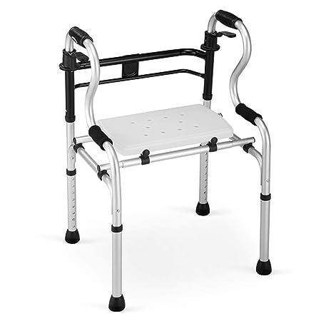 BZEI-WALKERS Andador de Movilidad Plegable liviano con ...