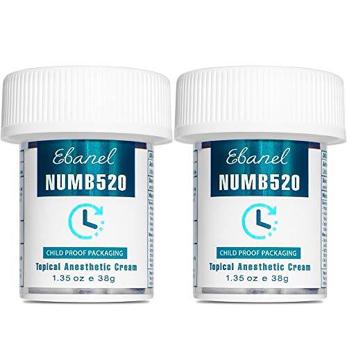 Ebanel 2-Pack 5% Lidocaine