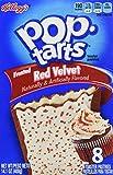 Red Velvet Poptarts