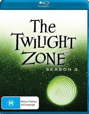 The Twilight Zone Original Series - Season 3 [Blu-Ray]