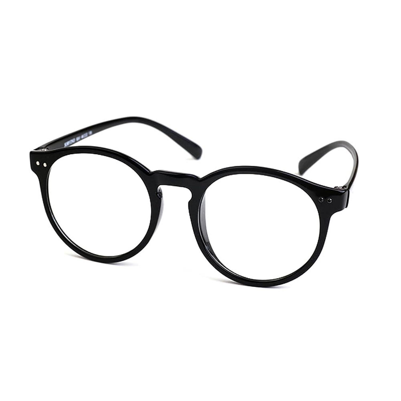 1920s Vintage Oliver rétro lunettes rondes 8241 Black cadres Classic Eyewear MADE IN KOREA Pv2HWzmKF