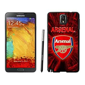 NEW DIY Customized Skin Case With Soccer Club Arsenal 03 Football Logo Samsung Galaxy Note 3 N900A N900V N900P N900T Cell Phone Case