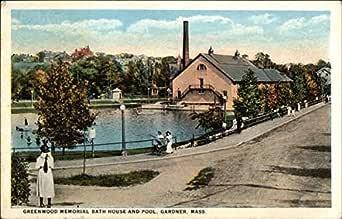Greenwood Memorial Bath House and Pool Gardner