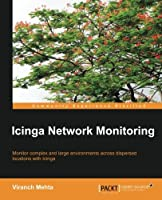 Icinga Network Monitoring Front Cover