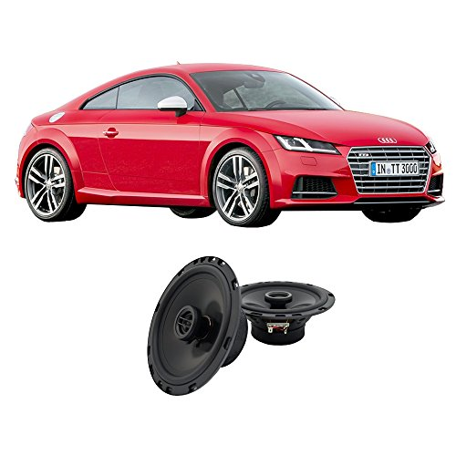 Fits Audi TTS 2008-2015 Front Door Factory Replacement Speaker Harmony HA-R65 Speakers