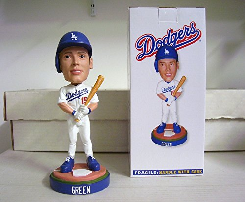 - Shawn Green Dodgers Baseball SGA - 07/18/02 Bobblehead