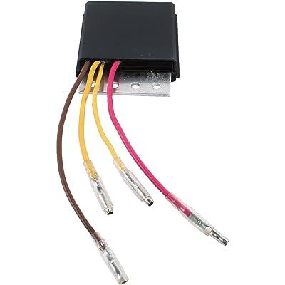 DB Electrical APO6001 New Voltage Regulator For Polaris 500 Magnum, Scrambler 1997-2002, Sportsman 1998-2002, Big Boss 500 1998-2002, Ranger Utv, Freedom 500 ESP2098 2203636 4060173 49-5282: Automotive