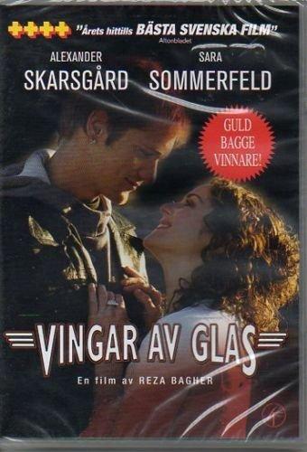 Vingar av glas (Wings of Glass) [Imported] [Region 2 DVD] (Swedish) (Av-gläser)