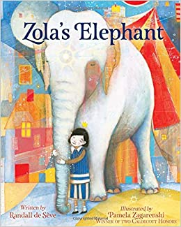 Image result for zola's elephant