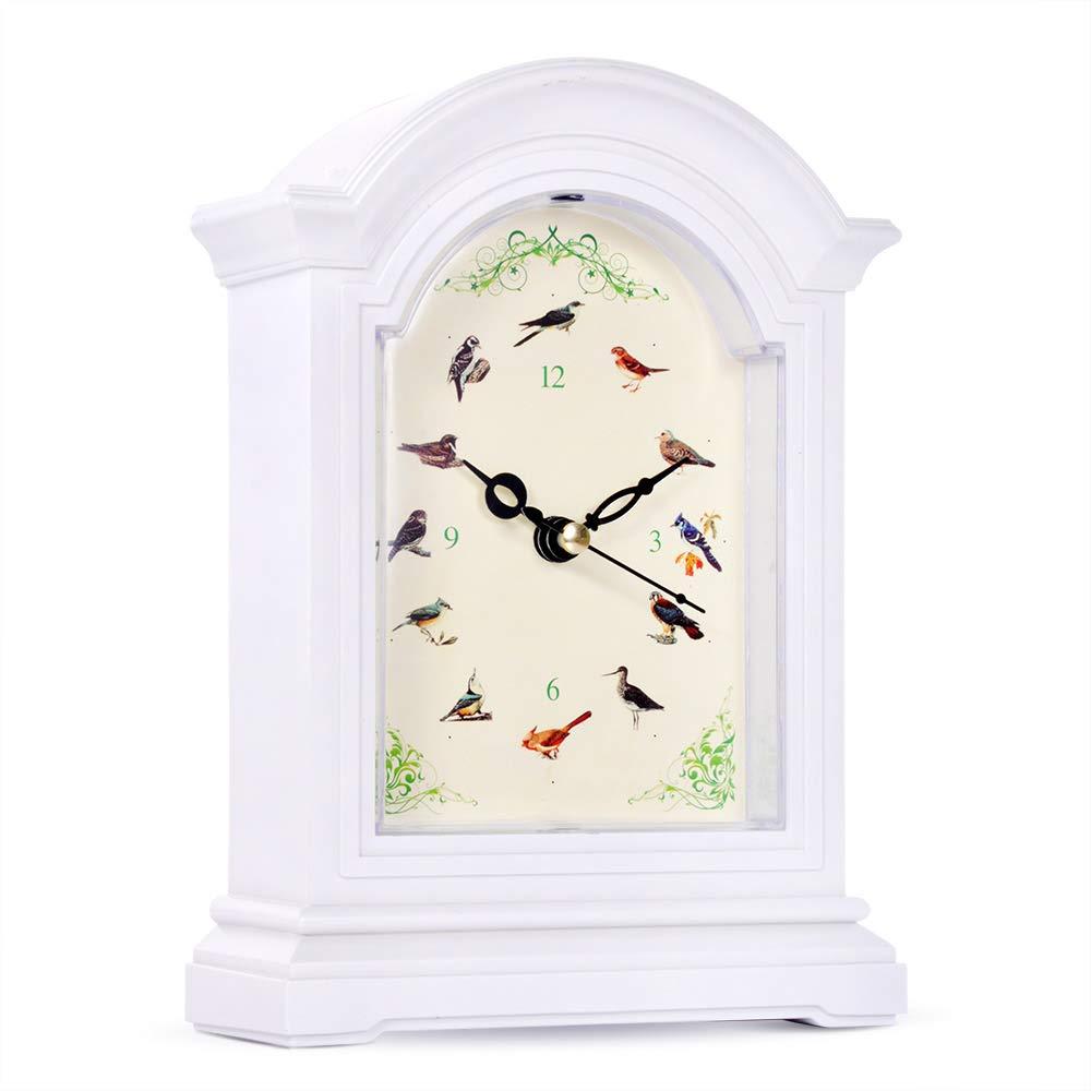 Genius Idea  Horloge D/éco Chants doiseaux