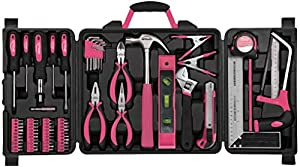 13. Apollo Tools 71-Piece Household Tool Kit